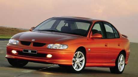 Family car: Holden Commodore