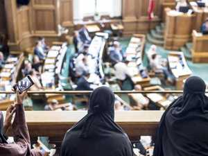 Denmark passes law to ban the burqa
