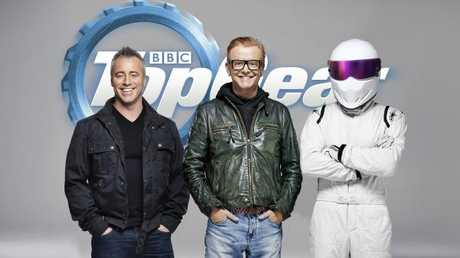 Matt LeBlanc and Chris Evans were the original hosts of the revamped Top Gear.