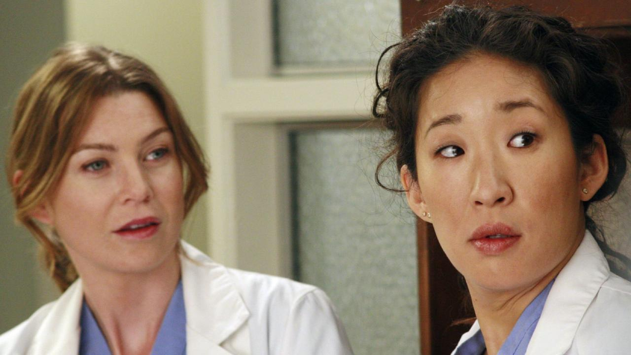 Sandra Oh is best known for her 10 years on Grey's Anatomy.