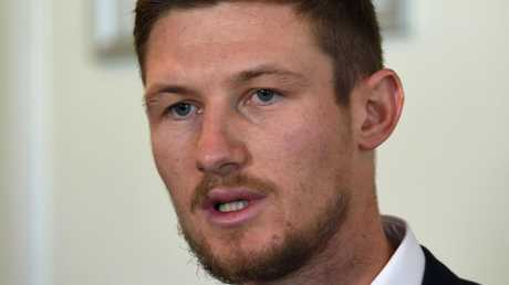Cameron Bancroft has been through the wringer in the wake of the ball-tampering scandal.