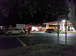 Firefighters attend hospital alarm