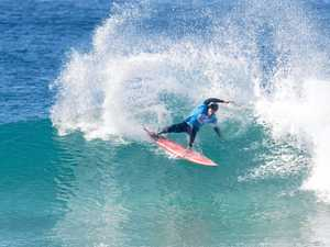 Woods, Brooks claim Sunshine Coast Pro victories