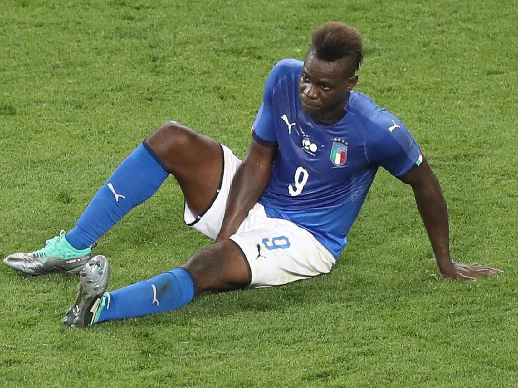 3-1 didn't help the Italians' spirits