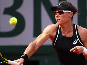 Stosur vows to end rankings slide after French exit