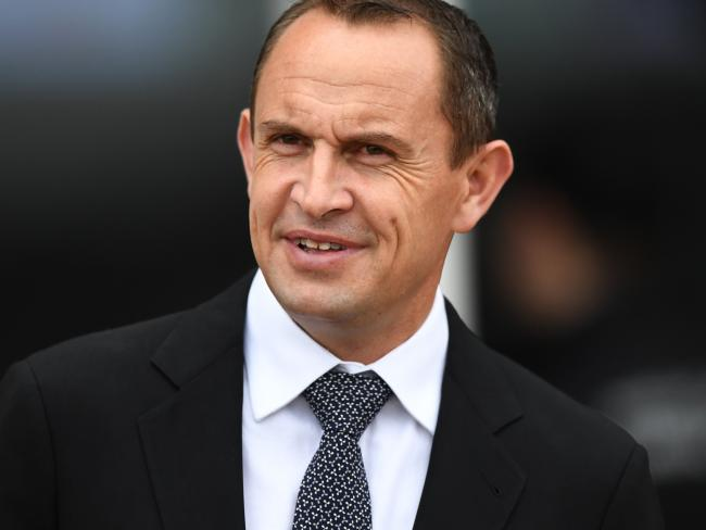 Trainer Chris Waller has reached yet another milestone: 300 winners for the season. Picture: AAP
