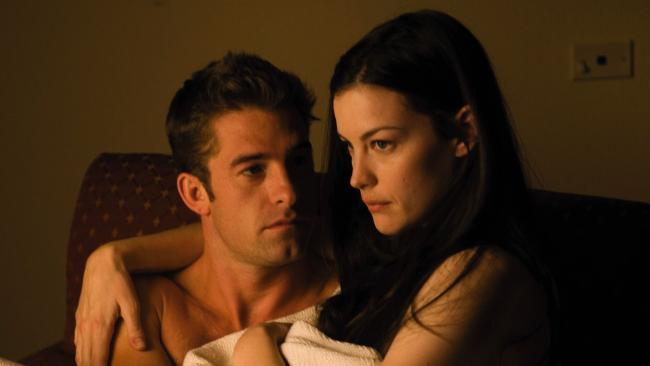 Scott Speedman and Liv Tyler in The Strangers.