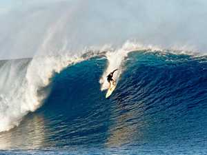 Coast surfers charge swell of the century