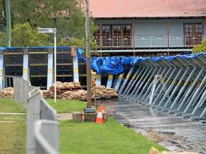 National honour for Rocky flood levee that saved 400 homes