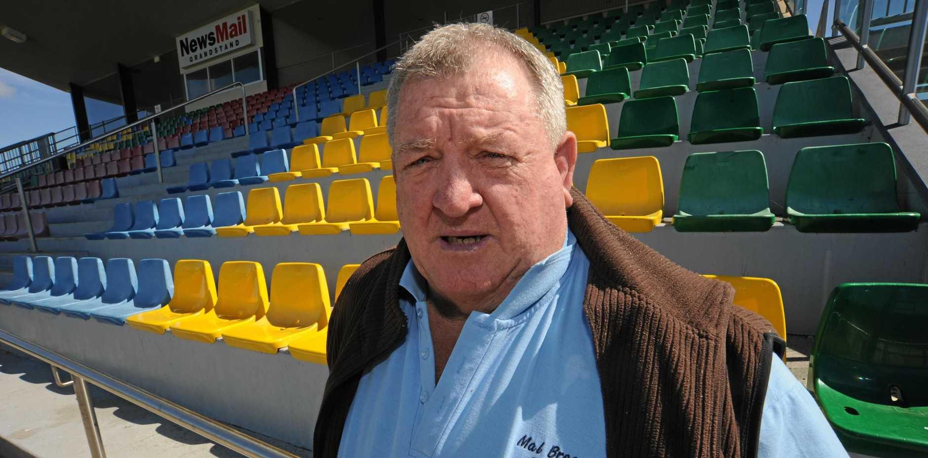 Former BRL chairman Mal Breen has died following a battle with illness.