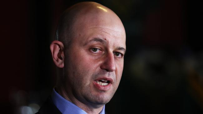 NRL chief executive Todd Greenberg. Picture: Brett Costello