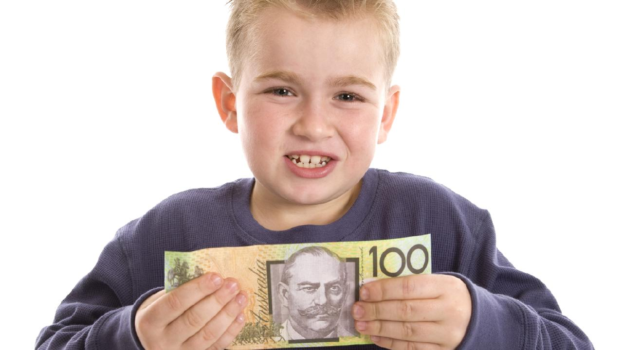 Teaching children about money from a young age will help them later in life.