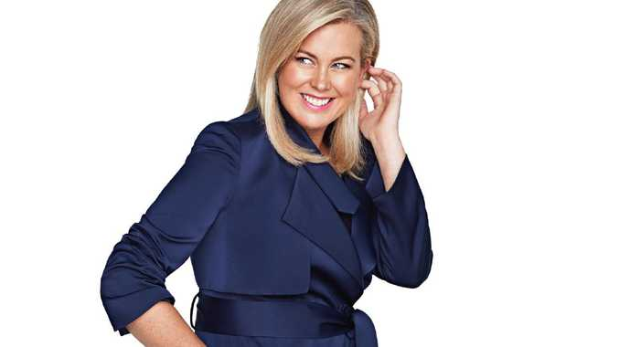 A trip to cover the royal wedding in Britain gave Sam Armytage lots of time to catch-up on her historical dramas.