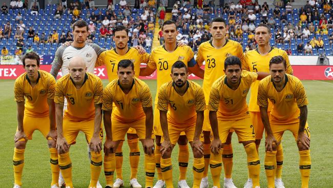 Fans of the Socceroos have been told their visas have been cancelled just weeks before the World Cup. Picture: Toby Zerna Socceroos name WC squad