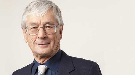 Dick Smith has railed against the loss of the garden saying it's due to population growth.