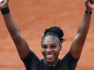Williams and Sharapova set for grand slam blockbuster