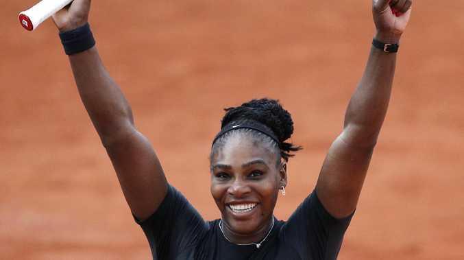 Serena Williams will face Maria Sharapova.