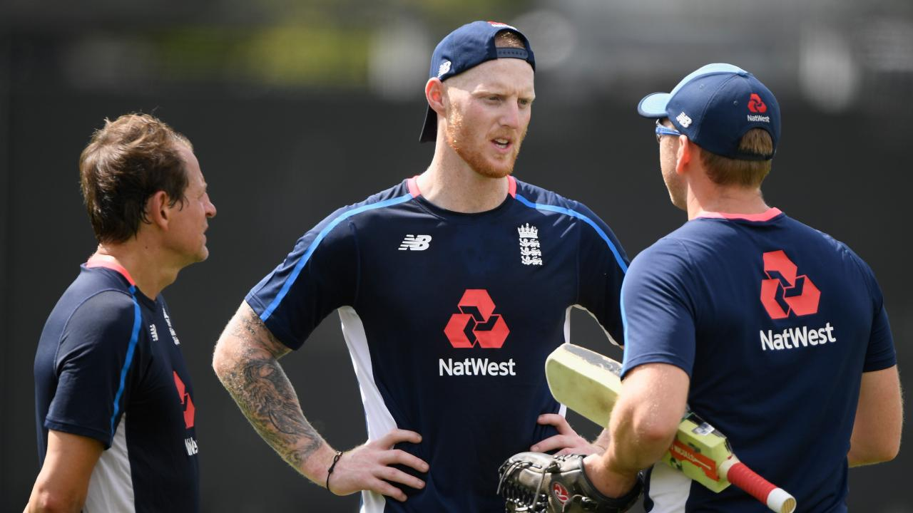 Stokes picked up the injury during fielding practice ahead of England's second Test against Pakistan.