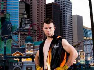 Horn vows to bring mongrel to stun Crawford