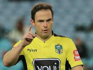 Maroons get jump on NSW as refs fly into camp
