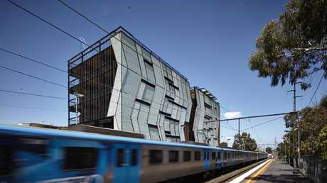 The award-winning Commons development in Melbourne encourages more communal living.