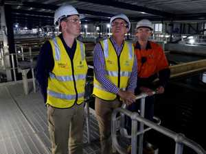 Drinking water pumped in as Mount Crosby plant off line