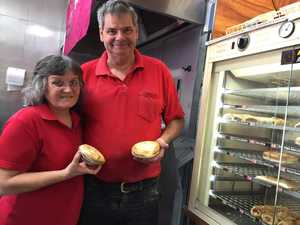 BUSINESS: Still standing after 25 years of serving pies