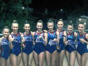 St Mary's team displays fine winning qualities