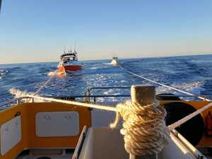 Dual rescue among many for Coast Guard in pristine waters