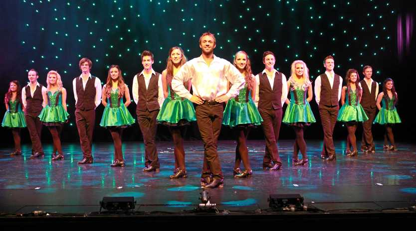 CELTIC ILLUSION: The show blends contemporary Irish dance featuring new choreography with fantastic magic acts.