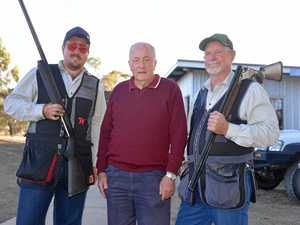 Warwick shooters win at clay target championships