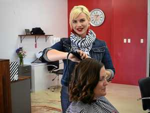 Hair & fitness a perfect combination for Rocky businesswoman
