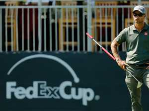 U.S. Open nightmare: Scott's 17-year majors streak in jeopardy