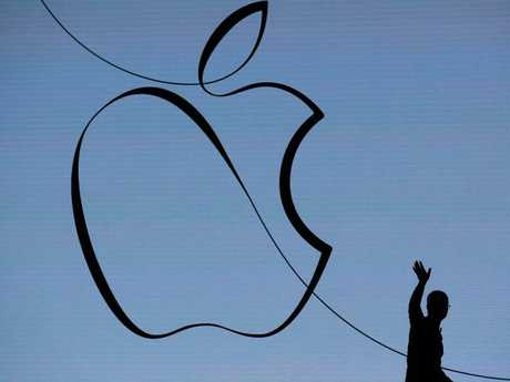 Apple CEO Tim Cook will open the annual Worldwide Developer Conference. Picture: AFP/Jim Young