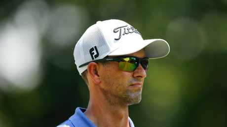 Scott needed a top-five finish to have any hope of sneaking inside the top 60 golfers who automatically qualify.