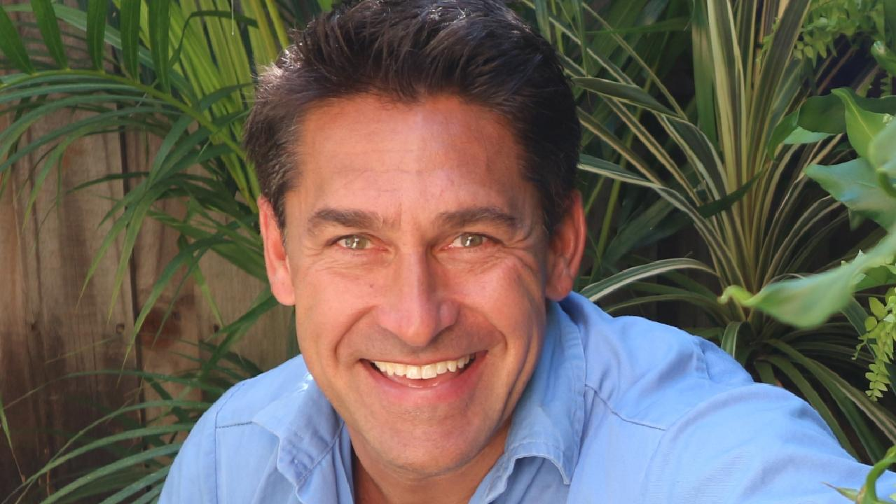 Jamie Durie's gardening empire is crumbling around him. Picture: Supplied