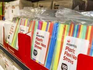 Woolies bans plastic straws