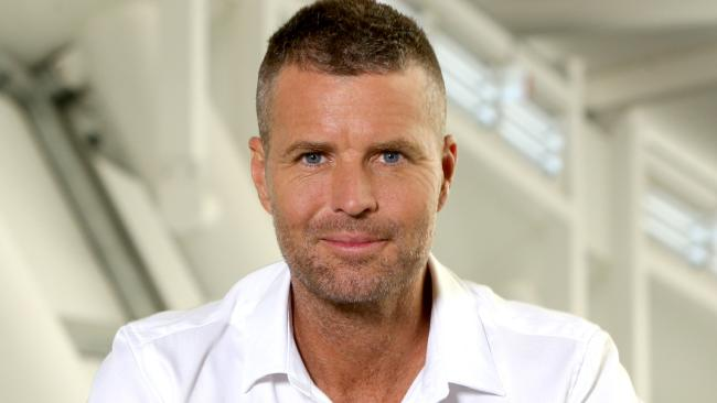 Pete Evans from My Kitchen Rules.