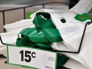Problem with plastic bag ban