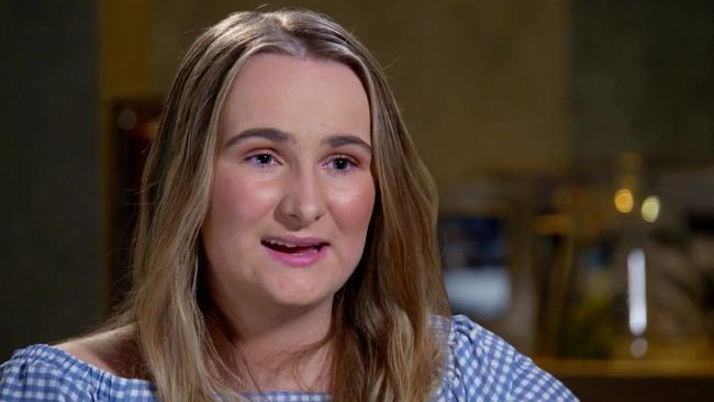 Aria Kirwan shared her story about being part of a 'sex tour' during her first week of university. Australia's college hazing horror