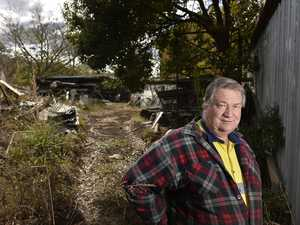 Man's dream to turn demolition yard into go-kart track