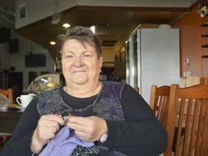 Toowoomba knitters pick up needles for global event