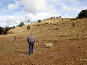 Grazier warns of dry times