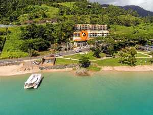 Whitsunday waterfront restaurant to be auctioned in Sydney