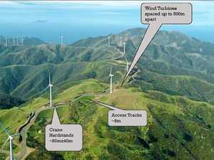 $1 billion CQ wind farm development brings 350 jobs