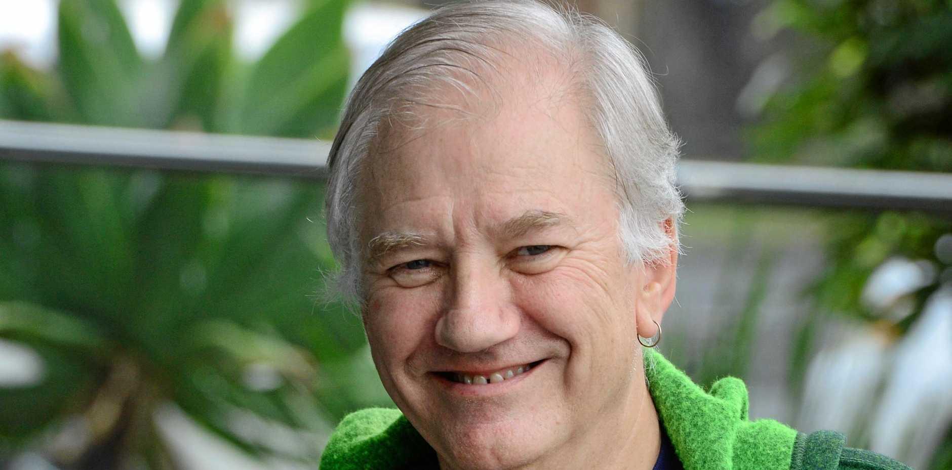 Former Ipswich Deputy Mayor Victor Attwood.