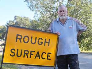 HOLEY SMOKES: Why this Gympie road still hasn't been fixed