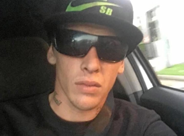 BACK IN COURT: Brandon George Carr is accused of breaking into the Beerwah Fire Station and then stealing a car and assaulting a police officer while on bail.