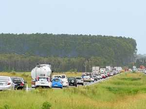 Build a new road to avoid chaos on the Bruce Highway