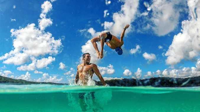 Jockey brand ambassadors enjoy a getaway trip to Fraser Island.